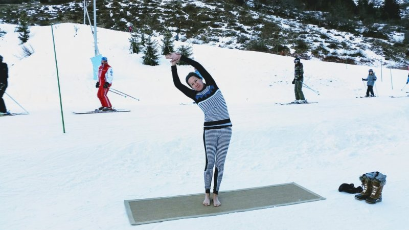 Find out why yoga is so important during the winter time
