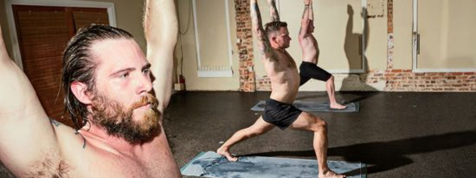 If the special forces are doing yoga