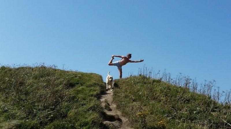 Quick Yoga Health Tips