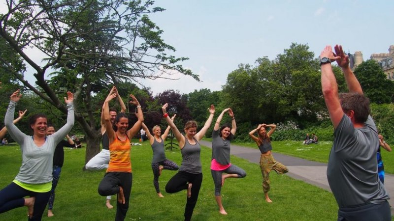 Why do yoga? Here