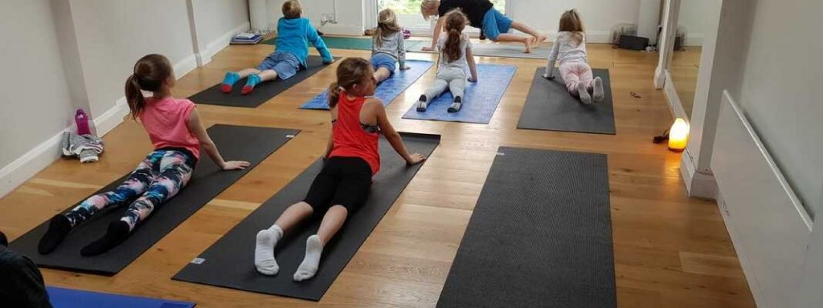 Yoga and mediation in UK schools