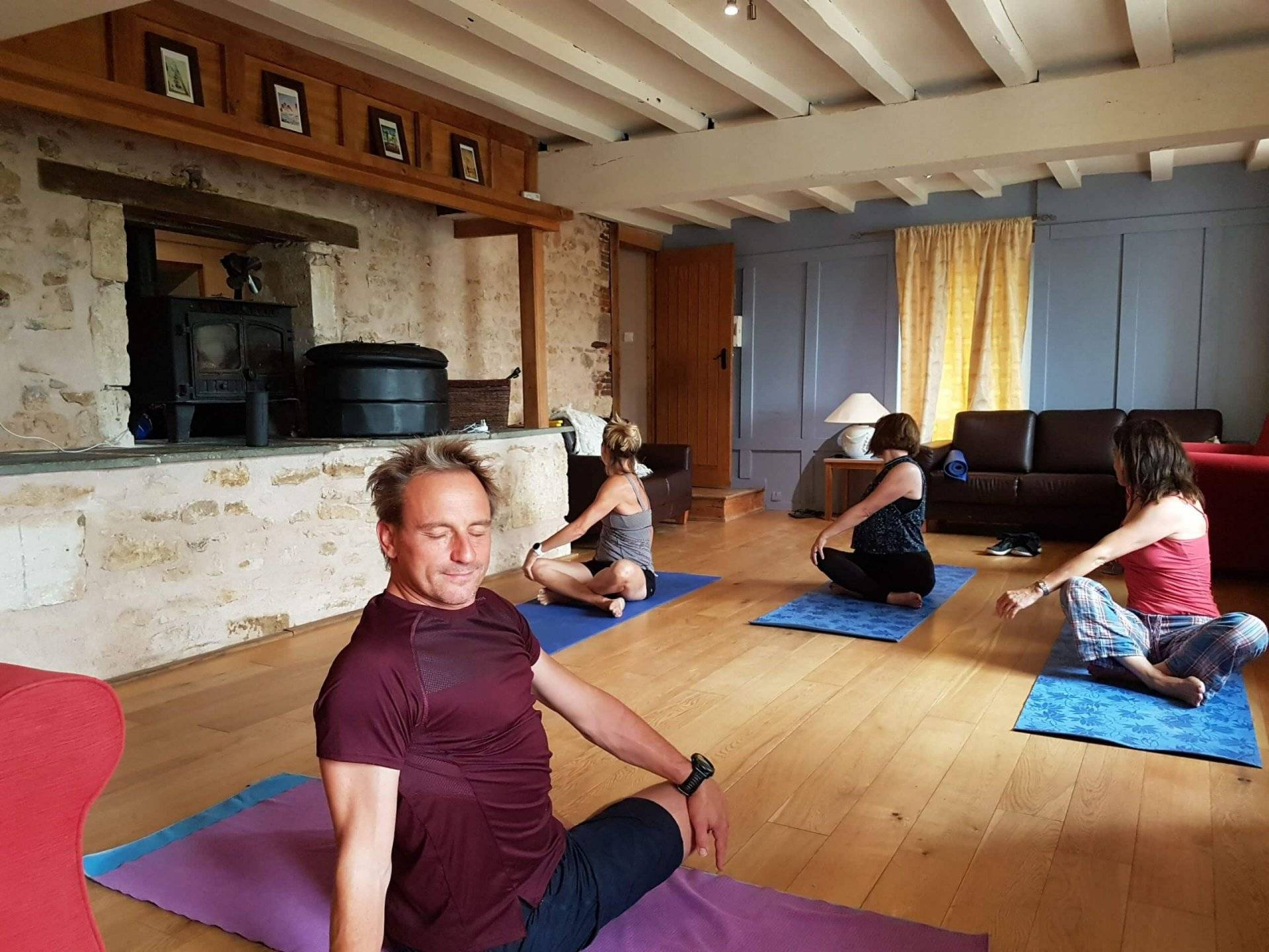 Yoga for Bad Backs | Yoga for Back Pain and Lower Back Pain
